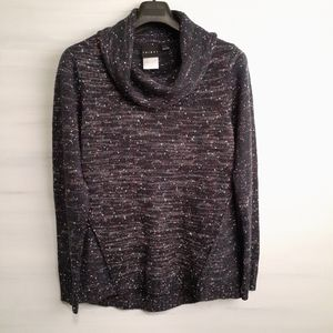Tribal Sweaters - 2/$30 ❤ Tribal Speckled Cowlneck Sweater
